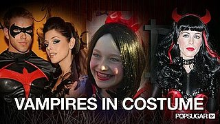 Video of Twilight Stars in Costumes 2010-10-29 13:24:32