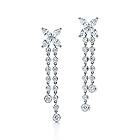 Tiffany & Co. - Art Deco chandelier earrings