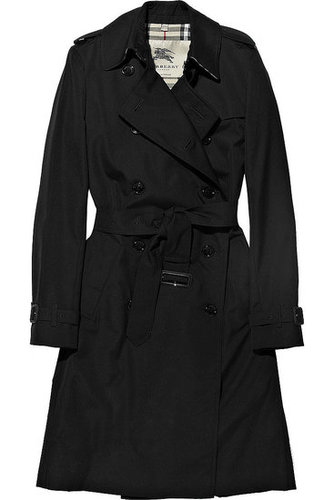 Burberry - Shower-proof gabardine trench coat