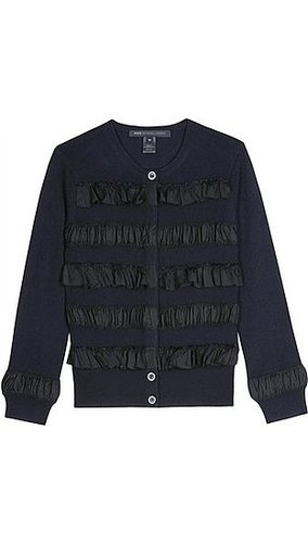 Marc by Marc Jacobs - DAISY RUFFLE CARDIGAN