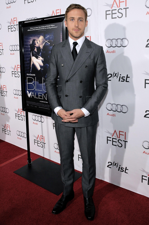 Ryan Gosling Suit Ryan Gosling Suit
