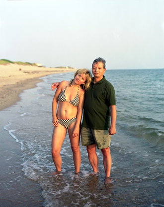 Touching Strangers Photography Exhibit by Richard Renaldi