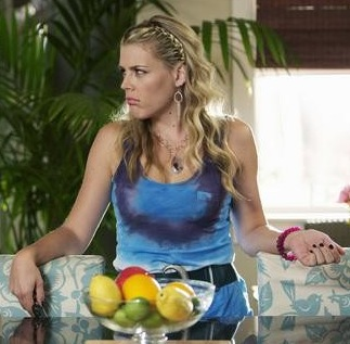 Busy Philipps's Style on Cougar Town