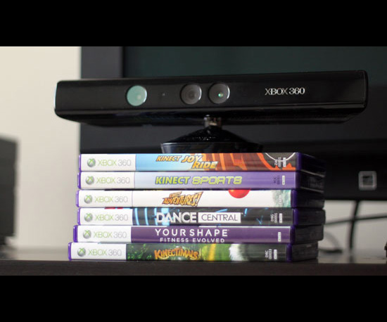 Xbox Kinect Review