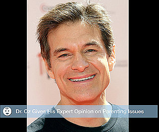 Dr. Oz Talks About Parenting Issues