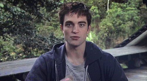 Robert Pattinson is a winner at the BBC Radio 1 Teen Awards