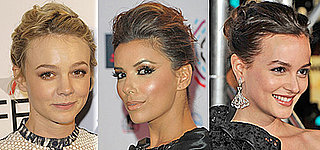 Tousled Updos Are Trendy For Fall 2010