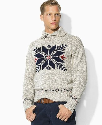 Polo Ralph Lauren Snowflake Turtleneck ($165)