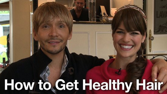 How to Get Healthy Hair: 5 Quick Tips From Ken Paves, Hairstylist to Jessica Simpson, Eva Longoria