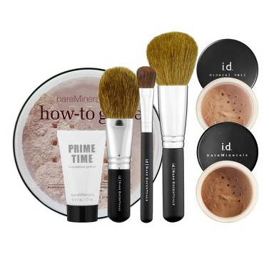 Bare escentuals bareminerals customizable get started kit for 111 sutter street 22nd floor san francisco ca 94104