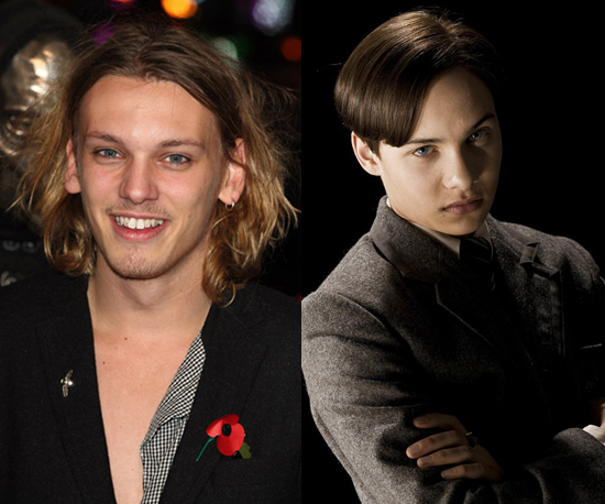 Jamie Campbell-Bower as Tom Riddle
