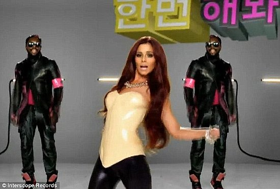 """Watch Cheryl Cole in Will.i.am's """"Check It Out"""" Video"""
