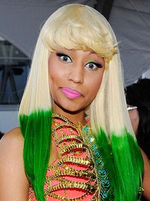 Nicki Minaj at 2010 American Music Awards
