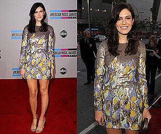 Mandy Moore at 2010 American Music Awards 2010-11-21 17:54:52