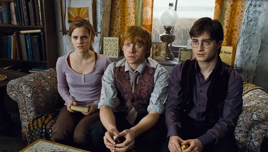 Harry Potter and the Deathly Hallows Part One Review
