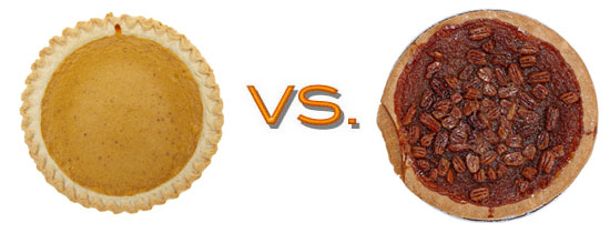 Comparing the Nutritional Value of Pecan Pie vs. Pumpkin Pie