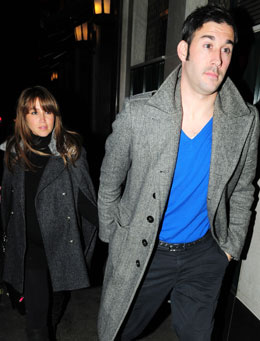 Pictures of Pregnant Rachel Stevens Who Has Given Birth to a Daughter Called Amelie