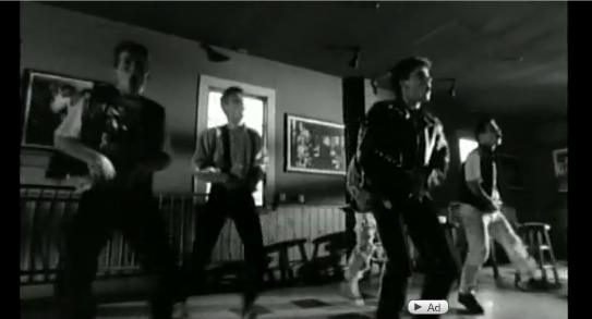 """Video: New Kids on the Block """"You've Got It (The Right Stuff)"""""""