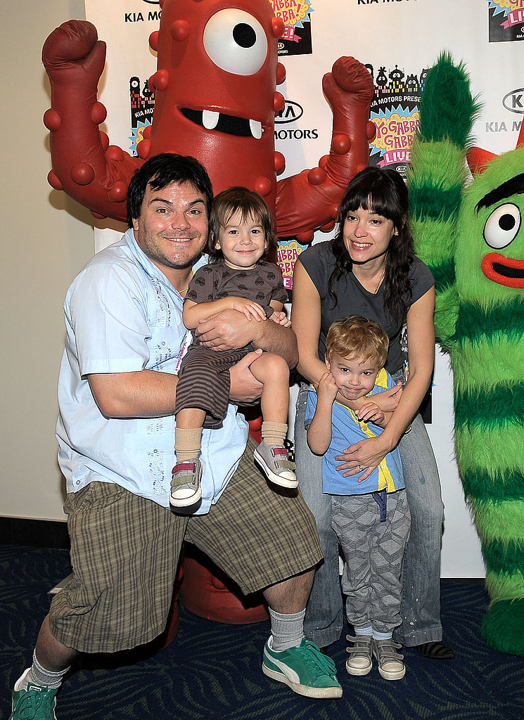 Pictures From Yo Gabba Gabba