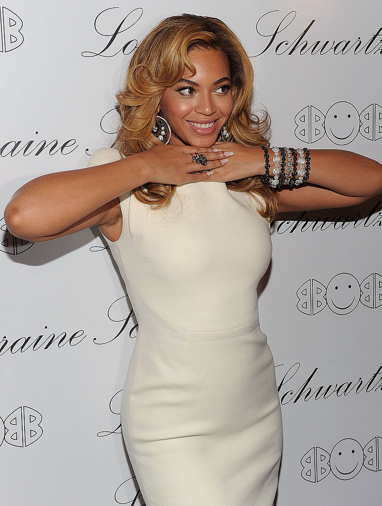 Pictures of Beyonce Event