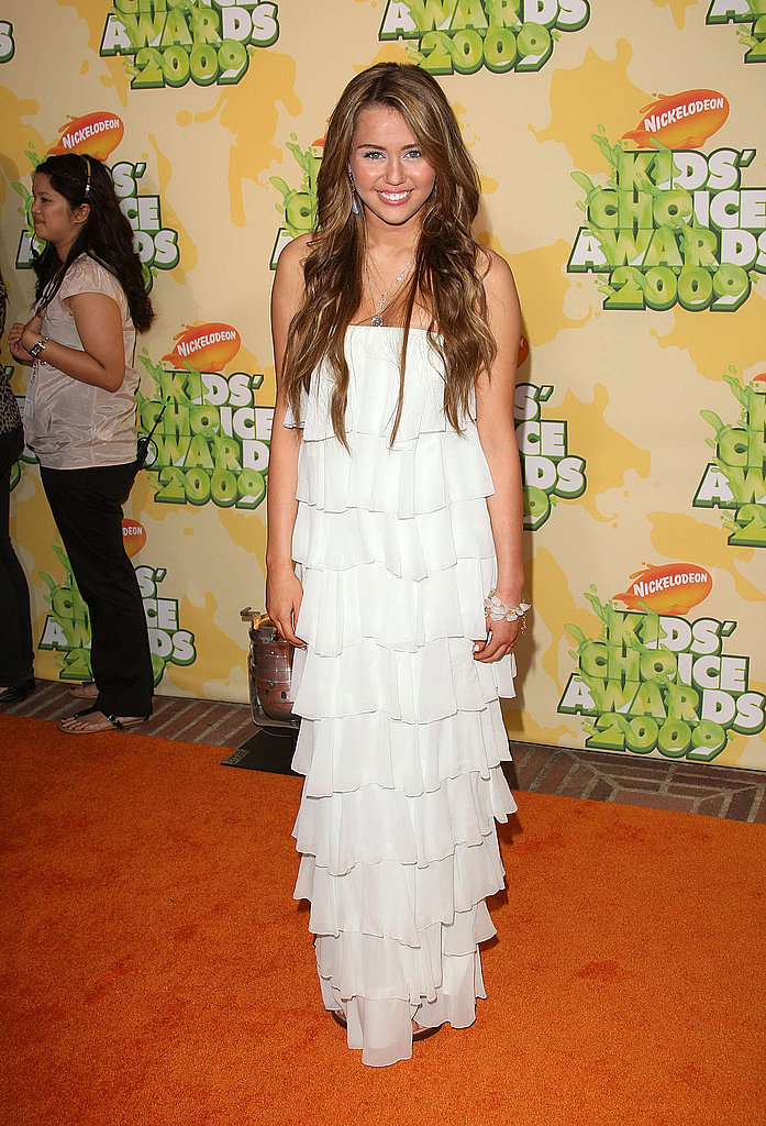 March 2009: Nickelodeon Kid's Choice Awards