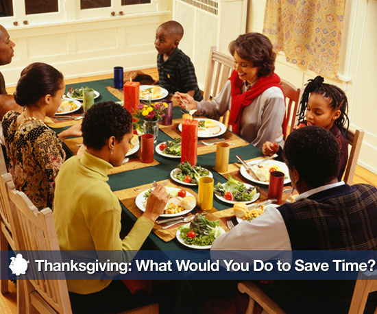 How to Save Time on Thanksgiving Meals