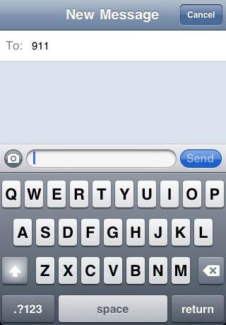 Next Generation 911 Accepts Text Messages