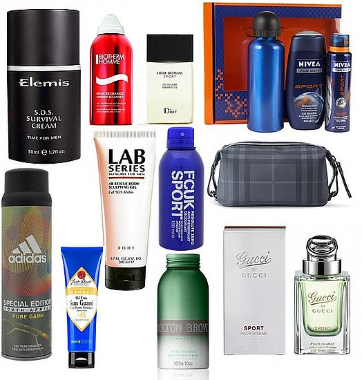 11 Sporty Grooming Gifts For a Gent Who Likes To Sweat