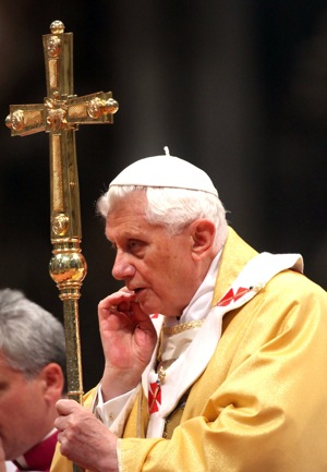 Pope Says You Can Use Condoms to Prevent HIV