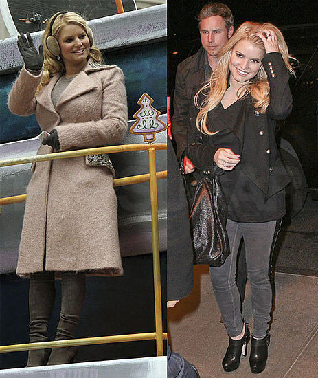 PIctures of Jessica Simpson, Kylie Minogue and More at the Macys Thanksgiving Parade