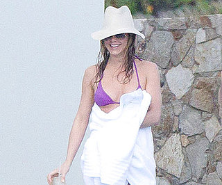 Slide Picture of Bikini Jennifer Aniston in Cabo