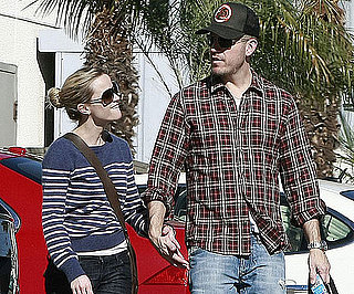 Slide Picture of Reese Witherspoon and Jim Toth Shopping in LA