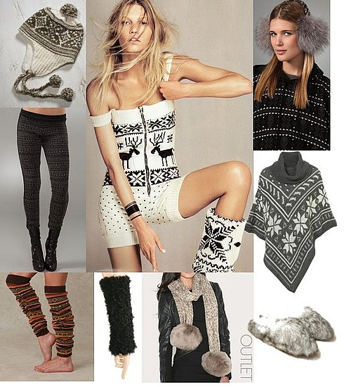 Chic Ski Outifts