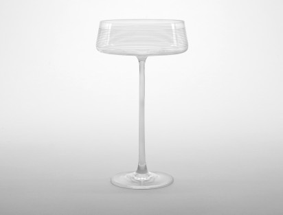 Calvin Klein Pulse Cocktail Glass