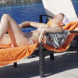 Who Soaked Up the Sun in a Tiny Bikini?