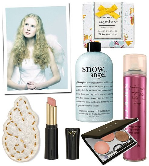 Angel-Inspired Beauty Products