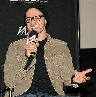 Pictures of Justin Timberlake at The Social Network Screening Series 2010-12-03 15:00:00