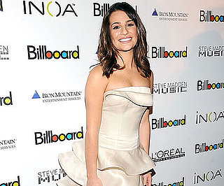 Slide Picture of Lea Michele at Billboard Women in Music Awards