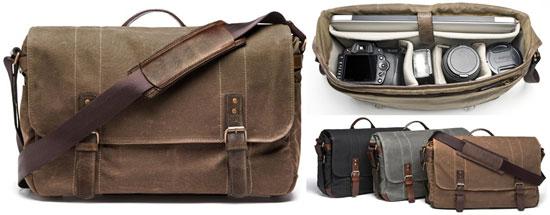Photos of the Union Street DSLR Bag