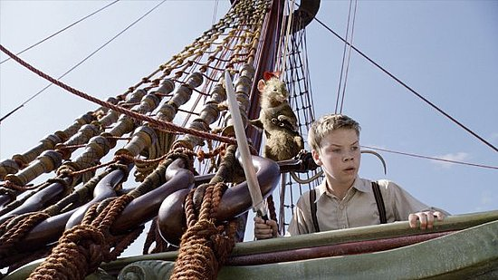 Chronicles of Narnia: The Voyage of the Dawn Treader Is the Number One Movie in America