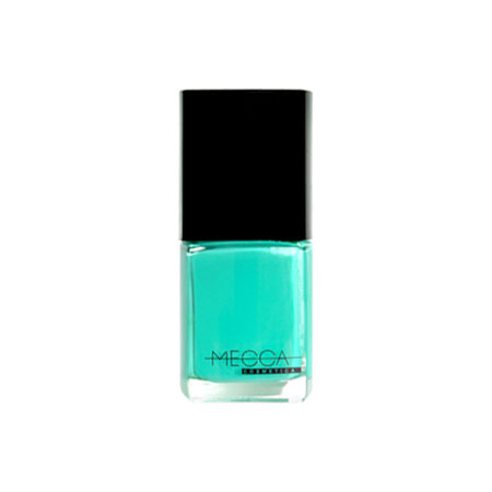 Mecca Cosmetica Painted Beauty Glide On Nail Colour in Valeria ($22)