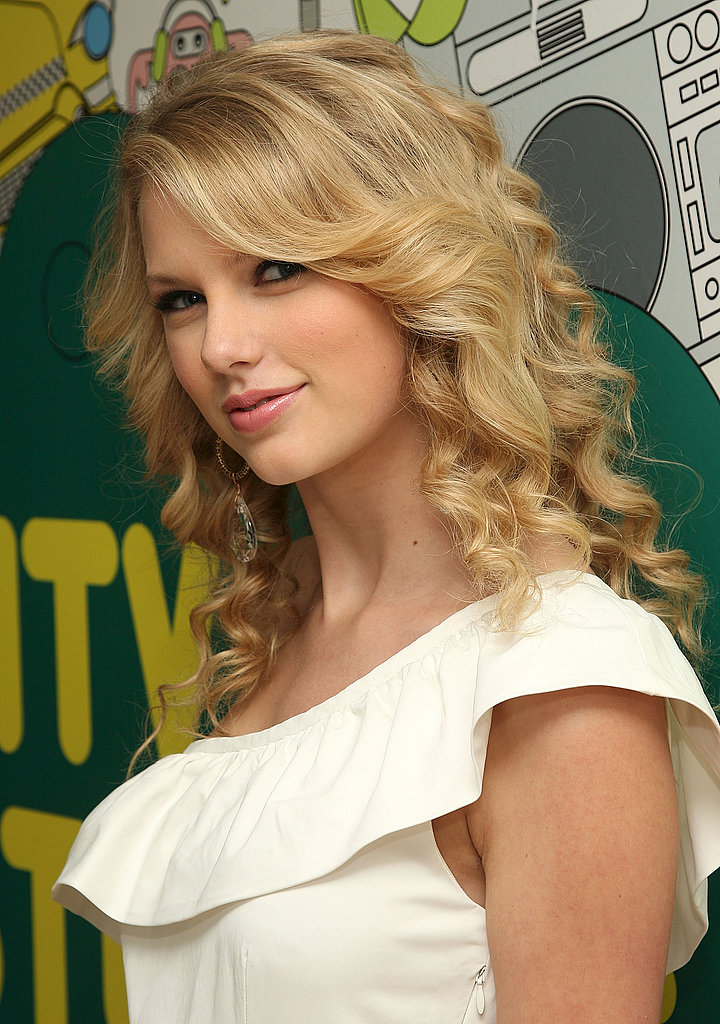 June 2008: MTV TRL Presents Taylor Swift