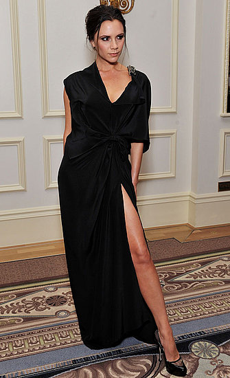 Pictures of Victoria Beckham at the British Fashion Awards in London 2010-12-07 16:00:00