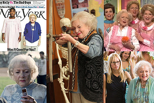 Betty White Is One of the Biggest Headlines of 2010