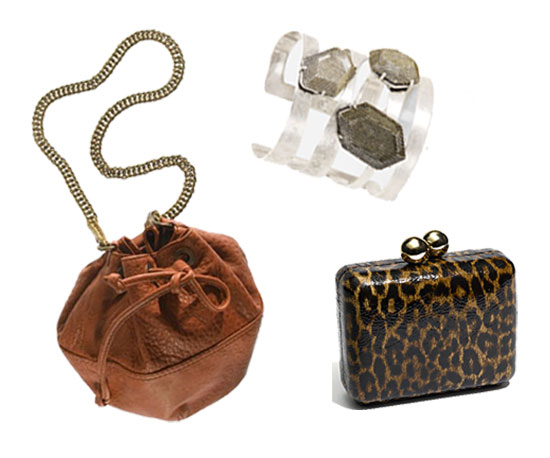 Bags and Jewelry For Holiday Gifts