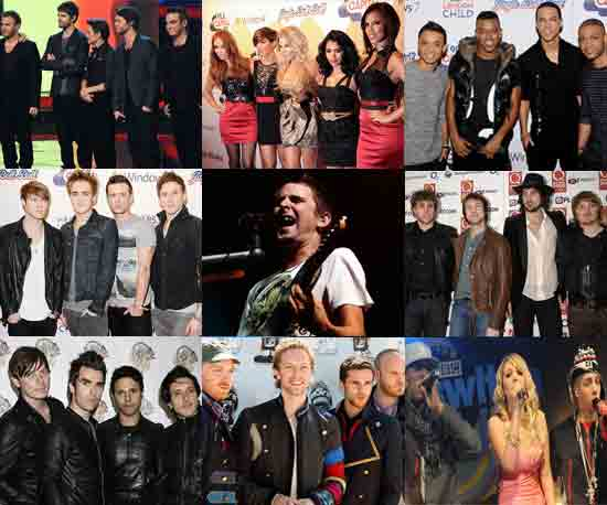 Best of 2010: Who Is Your Favourite British Group?