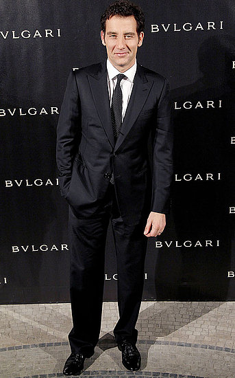 Pictures of Clive Owen and Julianne Moore at a Bulgari Party in Paris