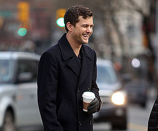 Slide Picture of Joshua Jackson Filming Fringe in Vancouver, Canada