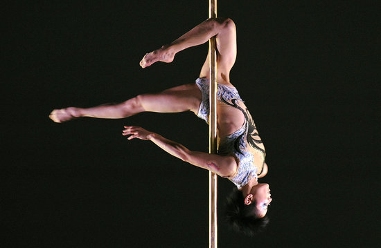 2010 Pole-Dancing Championship Pictures