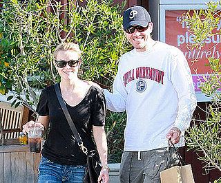 Slide Picture of Reese Witherspoon and Jim Toth at Brentwood Country Mart
